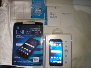Telefono Android Alcatel Xcite 40trumpp