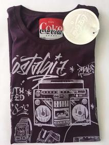 Camiseta Masculina Coca Cola Jeans Original Verão 2019 313