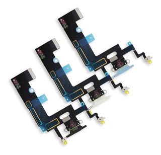 Flex Flexor iPhone Xr Centro De Carga Puerto De Carga