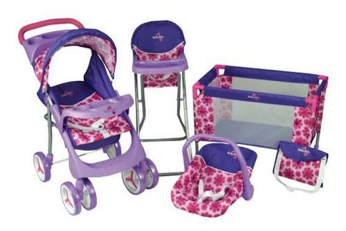 Set De Muñecas Babykits Juguetes Para Niñas Maxi Doll