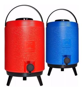 Maxi Termo Termolar 12 Lts Bidon Termico Frio /calor Canilla