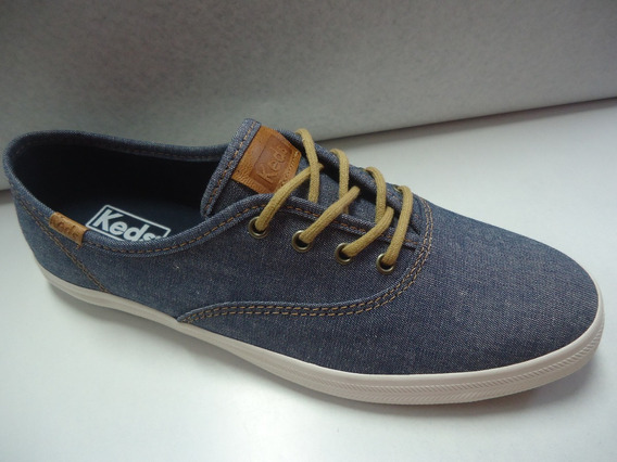 Tênis Keds Champion Chambray Jeans ( Original )