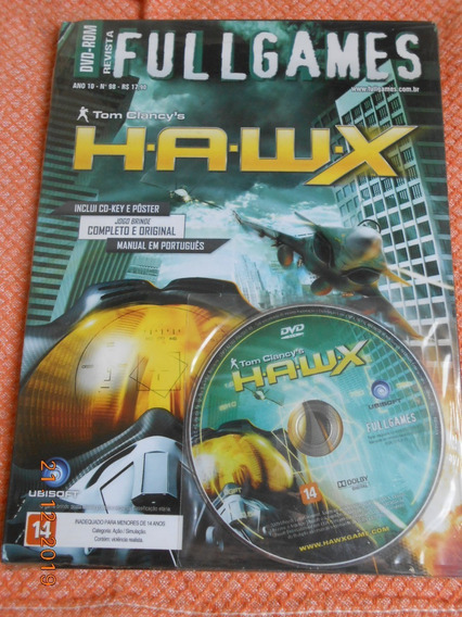 Hawx ( Game Pc ) Fullgames & Lacrado!