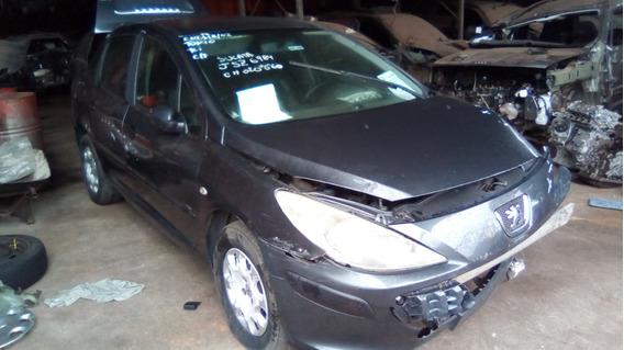 Sucata Peugeot 307 Sedan 2010 Somente Para Retirada De Peças