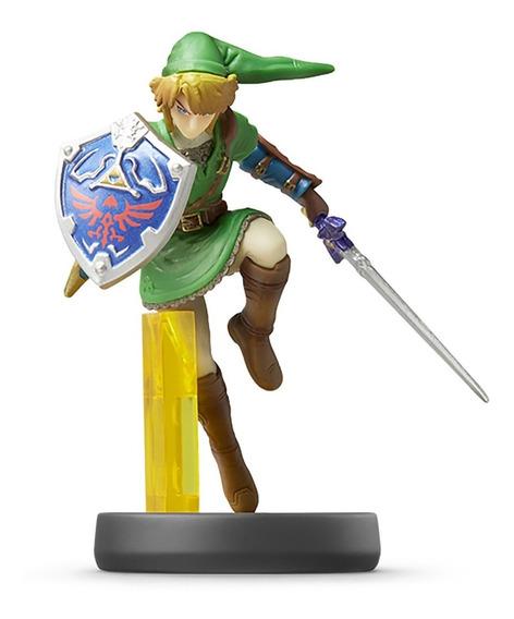 Amiibo Link Smash Bros Zelda Breath Of The Wild Epona Switch