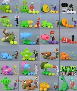 Plantas Vs Zombies Juguete