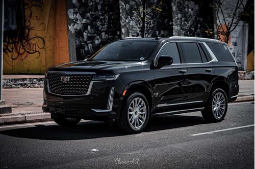 Cadillac Escalade 2021 6.2 Esv Platinum