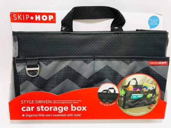 Bolsa Organizadora Para Carro Skip Hop Original