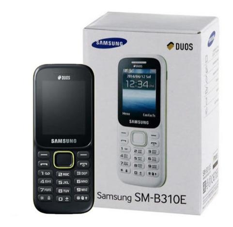 Celular Samsung B310e Branco - Dual Chip
