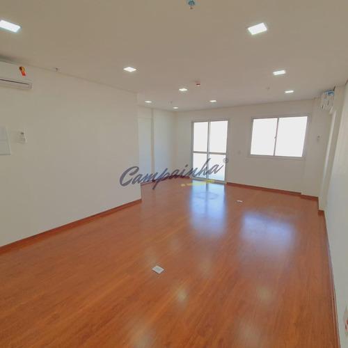 Imagem 1 de 21 de Sala Á Venda E Para Aluguel Em Cambuí - Sa001729