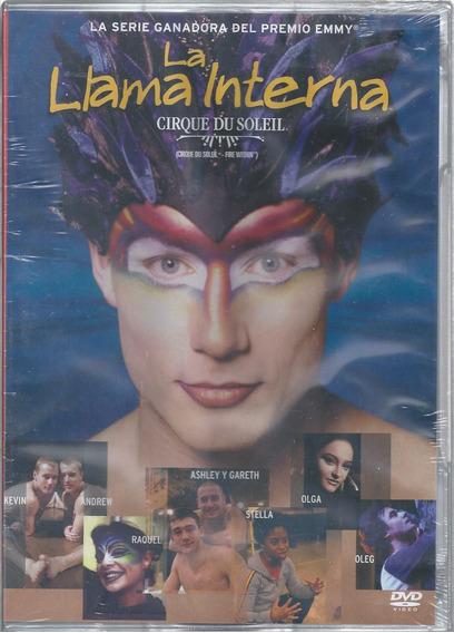 Cirque Du Soleil La Llama Interna Serie Completa Dvd Naciona
