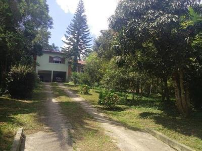 Chácara Residencial À Venda, Bairro Dos Mendes, Cotia. - Ch0157