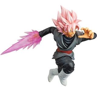 Figura Goku Súper Sayayin Dragon Ball Rose Goku Black Soul