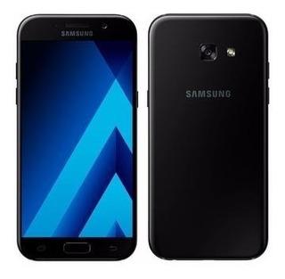 Samsung Galaxy A5 2017 A520f/ds 64gb Preto Original Vitrine