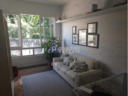 Imagem 1 de 20 de Apartamento À Venda, 2 Quartos, Jardim Botânico - Rio De Janeiro/rj - 9783