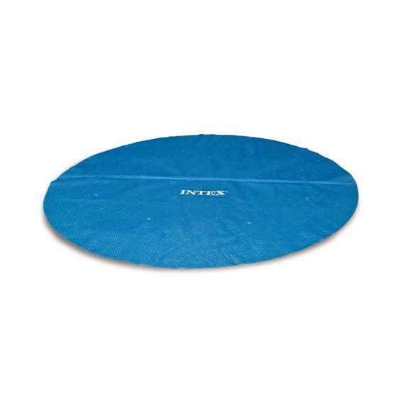 Cubierta Solar Polietileno Circular 15in Para Bestway Intex