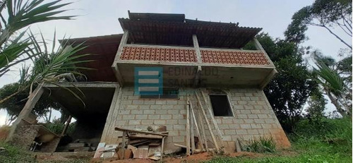 Edinaldo Santos - Dias Tavares, Granja De 2.500m2 Com Casa De 2/4 Ref 636 - 636