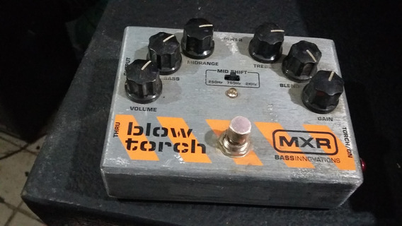 Pedal Mxr Bass Blow Torch