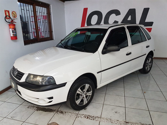 Volkswagen Gol 1.6 Mi Power 8v Gasolina 4p Manual G.iii