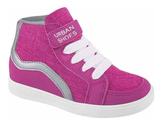 Tenis Bota Casual Urban Shoes N823 177935