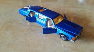 Carritos Majorette Esc 1/64 Limosinas Cadillac Y Mercedes