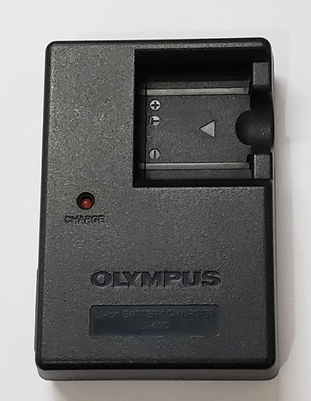 Carregador Olympus Li-40c Bivolt - Original