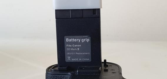Battery Grip - Grip De Bateria - 5d Mark Iii Canon