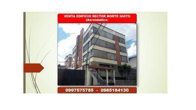 Venta Edificio Quito Norte
