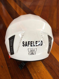 Casco De Moto Safelead M