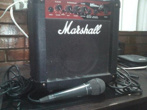 Amplificador Marshall 40 Watts