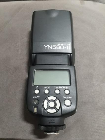 Flash Yongnuo Speedlite Yn560-ii