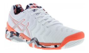 Tênis Asics Gel Resolution 7 Wimbledon Feminino - Novo
