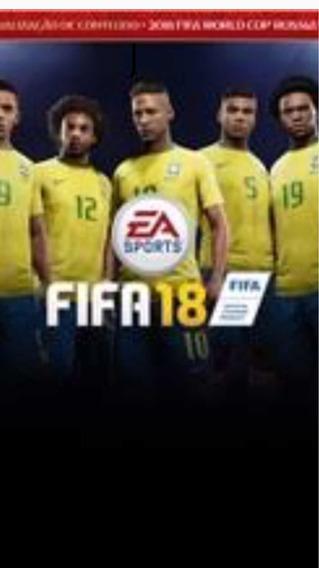 Fifa 2018 Edição Copa 2018 Xbox One Mídia Digital