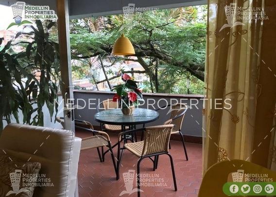 Alquiler De Apartamentos Amoblados En Envigado Cód: 4756