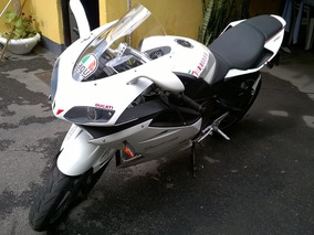 Megelli 250 R Unica La Mejor 27 Cv Y 123 Kgs. Pista