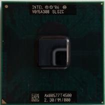 Processador Pentium Dual Core T4500 2.30 1mb 800 Notebook
