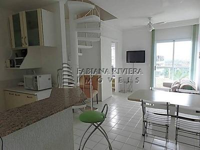 Flat À Venda Em Riviera: Unidade Duplex.