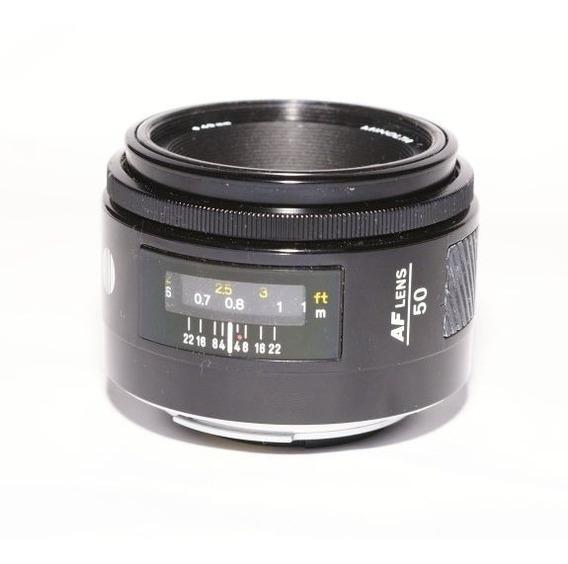 Sony Alpha A-mount 50mm 1.7 Af Prime Melhor Que 1.4 .ou 2.8