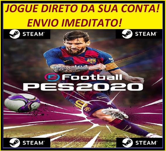 Pro Evolution Soccer 2020 Pes 20 Jogue Online Na Sua Contapc