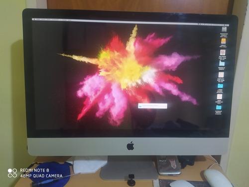 Imagen 1 de 10 de Computadora iMac 27 Pulgadas 2010 Pro. 2,8 I5 8gb 1 Tera Int