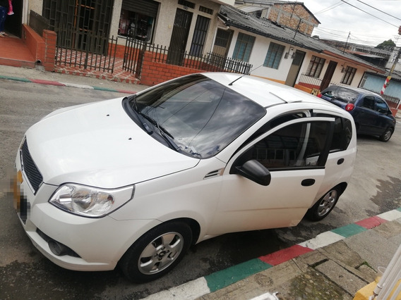 Chevrolet Aveo Emotion Modelo 2012