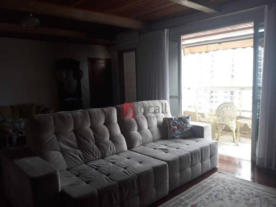 Apartamento Com 3 Dormitórios À Venda, 157 M² Por R$ 650.000 - Centro - São José Do Rio Preto/sp - Ap2208