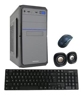 Computadora Pc Amd Ryzen 3 3200g Ssd 240gb 8gb Ram Diseño