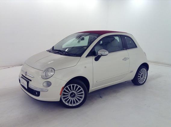 Fiat 500 Cabrio Automatico Lounge