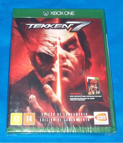 Teek 7 Xbox One Midia Fisica