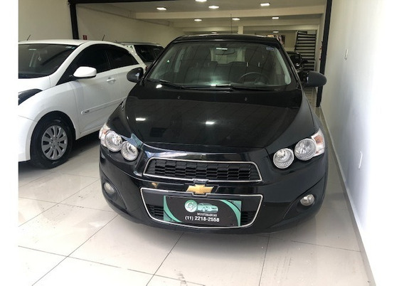 Chevrolet Sonic 2012 Ltz Automatico Couro