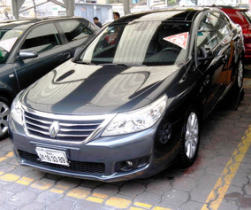 Renault Safrane Dynamique 2012 Motor Nissan Altima