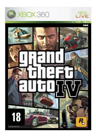 Gta Iv Xbox 360