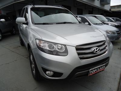 Hyundai Santa Fé 3.5 Awd 285cv 5 Lugares Ano 2012 Prata