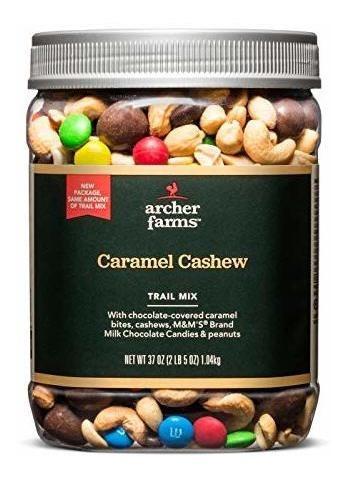 Archer Farms Caramelo Anacardo Trail Mix 37 Oz